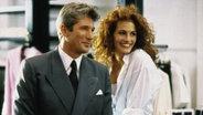 """Julia Roberts und Richard Gere in einer Filmszene aus """"Pretty Woman"""" © picture-alliance"""