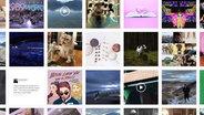 Viele Instagrambilder von Prominenten. © Instagram Screenshots