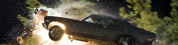 "Filmszene: ""Death Proof - Todsicher"" © dpa"