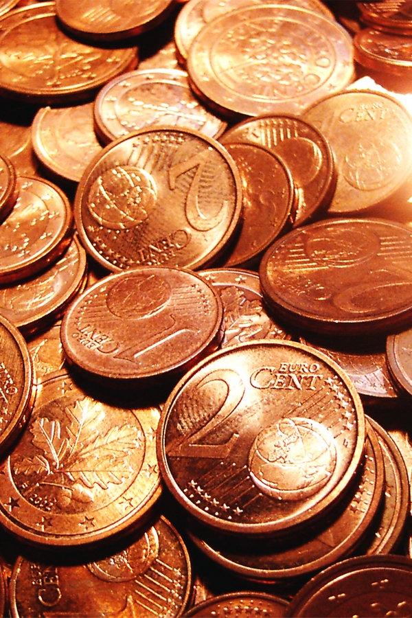 """""""Hand in Hand"""": Ihre Kupfermünzen als Spende"""