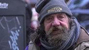 Der Obdachlose Rolf. © Vimeo / Strassenblues Fotograf: Strassenblues
