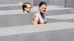 Kronprinzessin Victoria und Prinz Daniel  © dpa