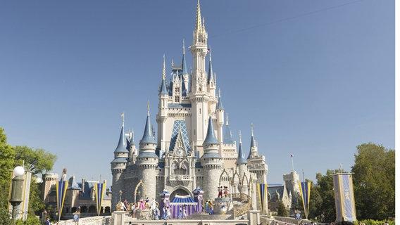 Das Disney World Resort in Florida. © imago/imagebroker