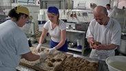 Bäckereibetrieb. © NDR/Andrzej Krol Fotograf: Andrzej Krol