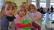 Mädchen im Kindergarten. © David Hohndorf/NDR Fotograf: David Hohndorf