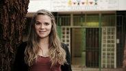 """Alexandra Speen im """"Mohau Centre"""", einem Waisenhaus in Südafrika."""