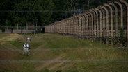 Graben in Auschwitz-Birkenau. © Timo Großpietsch Foto: Timo Großpietsch