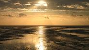 Ein Sonnenuntergang über dem Meer. © Dick Egmond / photocase.de Foto: Dick Egmond / photocase.de