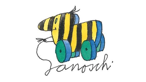 Die Tigerente von Janosch © Janosch film & medien AG