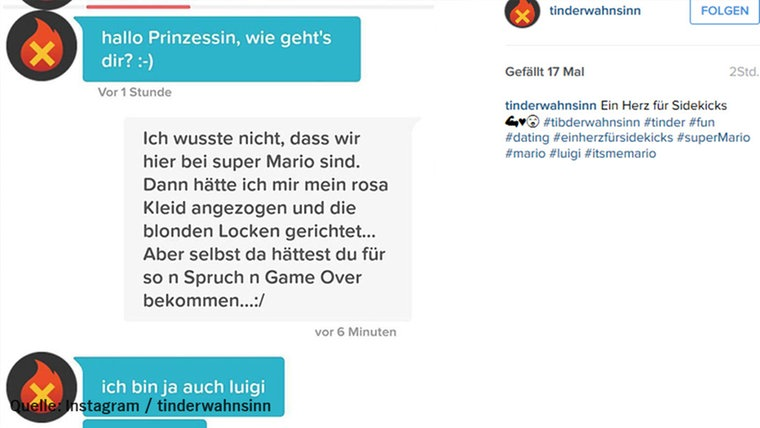 bagger-best-of: die skurrilsten tinder-anmachen | n-joy
