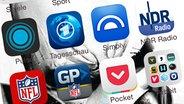 Scnreenshot einer App © Google Play / iTunes