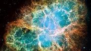 So sieht das All aus: Neben, Galaxien, Planeten. © NASA / Brian Dunbar Foto: NASA