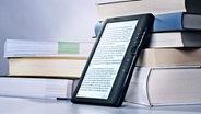 E-Book-Reader © Fotolia.com Fotograf: Eisenhans