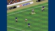 Screenshot aus dem Videospiel Fifa von Electronic Arts © Electronic Arts