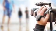 Eine Videokamera © fotolia Foto: Edler von Rabenstein , chaoss