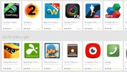 Screenshot des Google Play Stores © Google