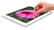 Bild zeigt das neue iPad 2012 © dpa / picture alliance Fotograf: Apple / Handout