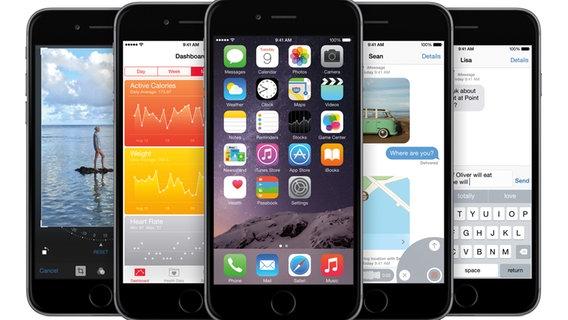 Verbogenes Iphone  Reparieren