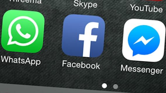 Screenshot von mehreren App-Symbolen © N-JOY / NDR