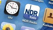 Screenshot NDR App