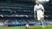 Spielszene aus Pro Evolution Soccer 13 © Konami Digital Entertainment
