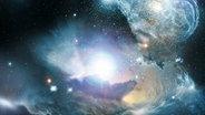 So sieht das All aus: Neben, Galaxien, Planeten. © NASA / Brian Dunbar Fotograf: NASA