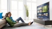 Bild eines Samsung-Fernsehers © Samsung