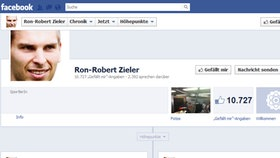 Screenshot Facebookseite von Ron-Robert Zieler © facebook.com