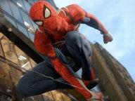 Action pur, verspricht das neue Spider Man-Spiel © Sony