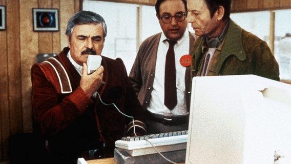 Star Trek IV - Zurück in die Gegenwart: Der Absatz des Macs stockt. Zu wenig lässt sich mit dem Gerät bis dato anfangen, zu wenige Anwendungen sind verfügbar. © picture alliance