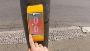 Bild des Spiels Streetpong © HAWK Hildesheim Fotograf: Screenshot