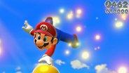 Das Bild zeigt das Videospiel Super Mario. © Nintendo Fotograf: Screenshot