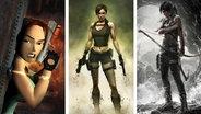 Screenshot aus dem Spiel Tomb Raider © Square Enix Fotograf: Square Enix