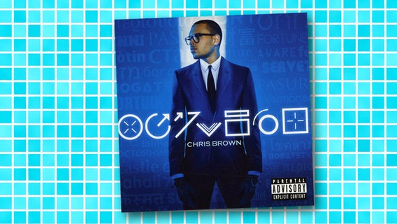 "Cover: Chris Brown - ""Fortune"" © RCA Records Label"