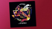 "CD-Cover: Neonschwarz - ""Metropolis"" © Audiolith Records"
