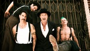 Red Hot Chili Peppers © Warner