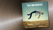 "CD-Cover: Tim Bendzko - ""Am seidenen Faden"" © Columbia"