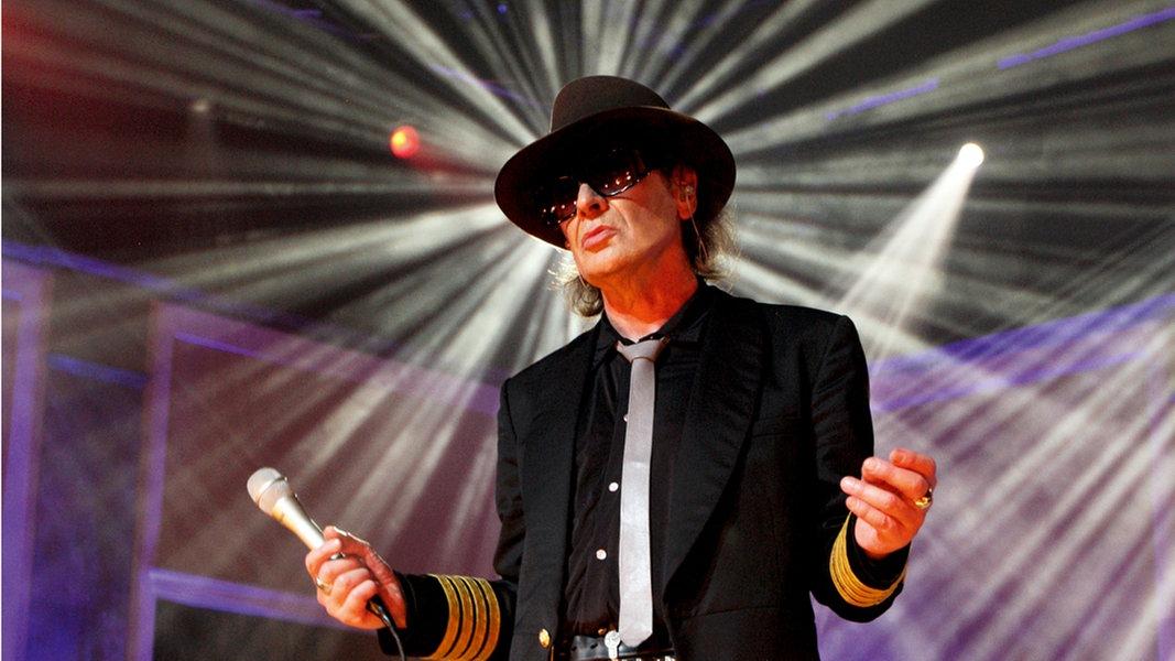 Udo Lindenberg in Hamburg - Zusatzshow