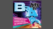 "Das Cover einer ""Bravo Hits""-CD. © Bauer Media Group/BRAVO/Sony Music/Universal Music/Warner Music/DNSFactory"