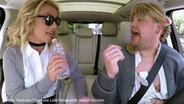 "Screenshot: YouTube-Video ""Britney Spears Carpool Karaoke"" © YouTube/ The Late Late Show with James Corden"