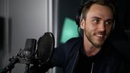 Sänger Clueso in der N-JOY Live Lounge © NDR