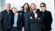 Foo Fighters (Pressebild 2014) © Ringo Starr Fotograf: Ringo Starr