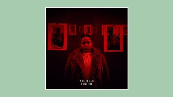 "Ein Plattencover: ""Control"" - Zoe Wees © UMI/ Caroline International (S&D)"