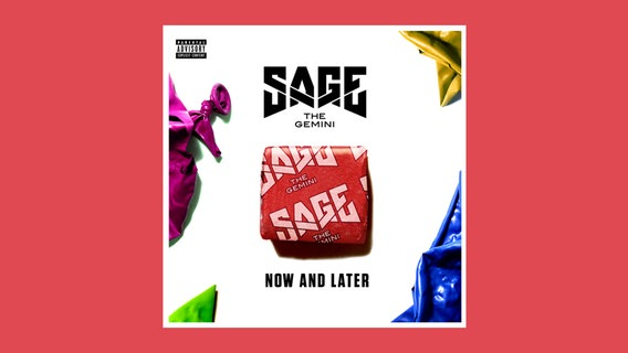 "Ein Plattencover: ""Now And Later"" - Sage And Later © Atlantic Records"
