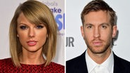 Taylor Swift und Calvin Harris © picture alliance / empics