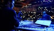 Tonbandgerät in der Elbphilharmonie © Benjamin Hüllenkremer Fotograf: Benjamin Hüllenkremer