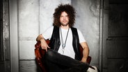 Andrew Stockdale von Wolfmother. © Wolfmother
