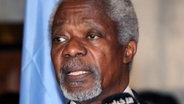 UN-Sondergesandter Kofi Annan © dpa