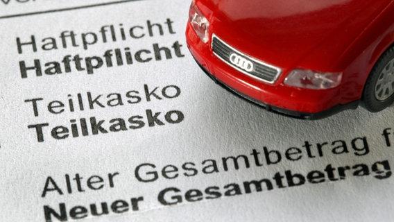 Autoversicherung Jetzt Wechseln Und Sparen Ndr De Ratgeber