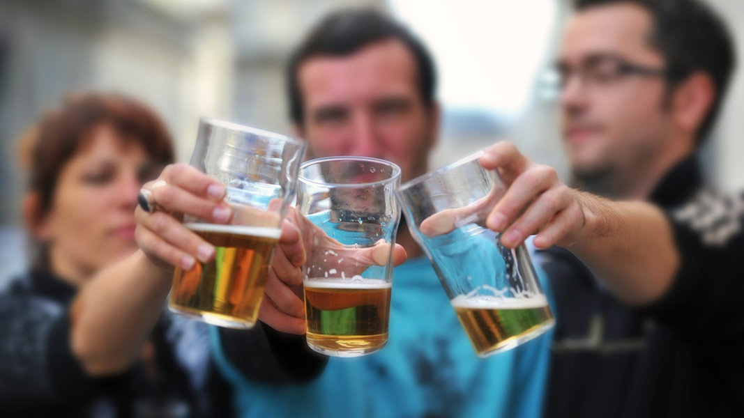 Der Einfluss des Alkoholismus auf die Schüler